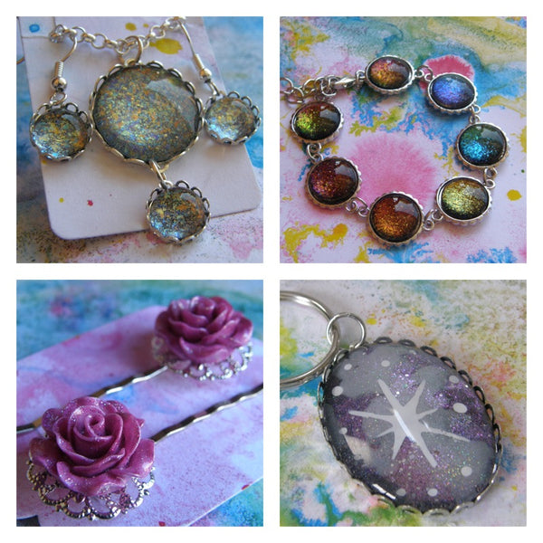 Super Sparkly Jewellery