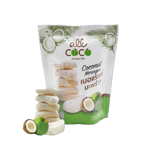 All Coco Coconut Meringue