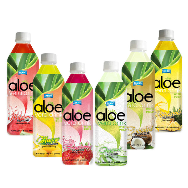 Tan Do Aloe Sample Pack