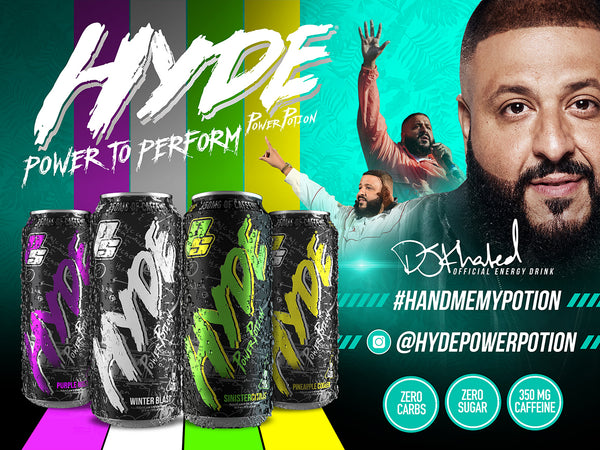 HYDE Power Potion