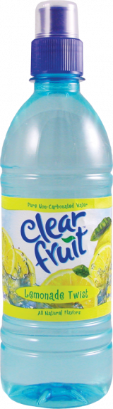Clear Fruit 16.9oz