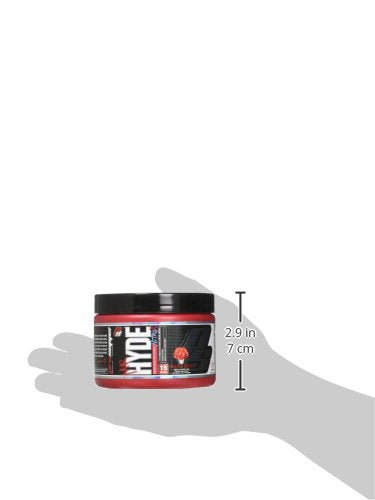 ProSupps Mr. Hyde NitroX Pre-Workout Powder Energy Drink - Intense Sustained Energy, Pumps & Focus with Beta Alanine, Creatine & Nitrosigine - 15 True Servings
