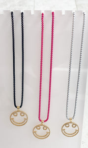 Smilie Necklace