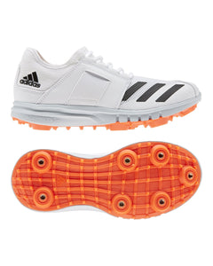 Adidas Howzat Junior Cricket Shoes - Steel Spikes
