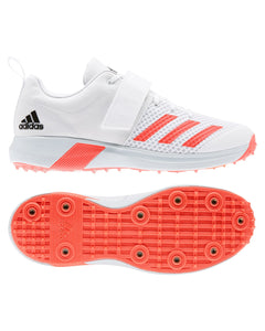 Adidas Adipower Vector Cricket Shoes - Steel Spikes