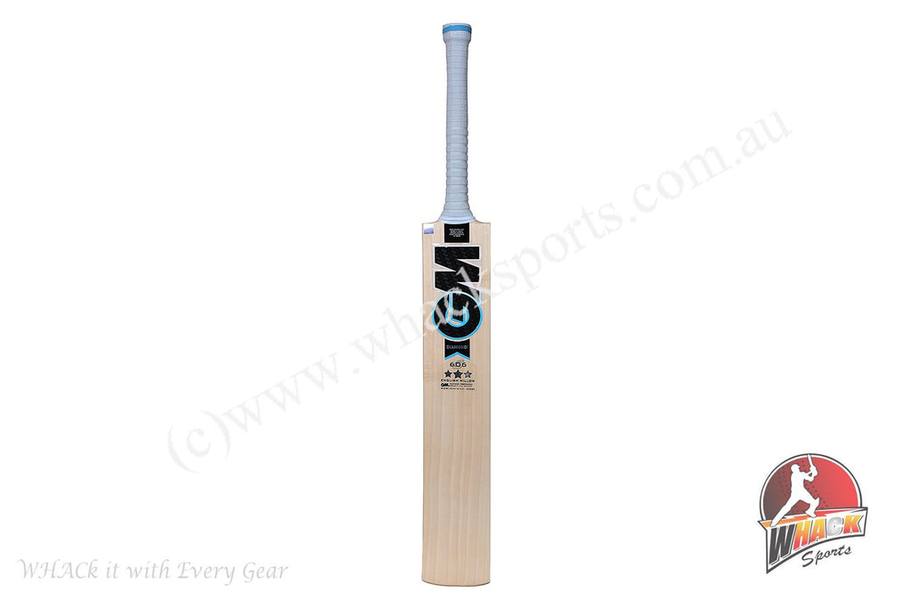 GM Diamond 606 English Willow Cricket Bat - SH