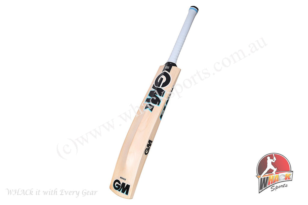 GM Diamond 808 English Willow Cricket Bat - SH