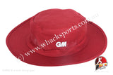 GM Cricket Hat Maroon