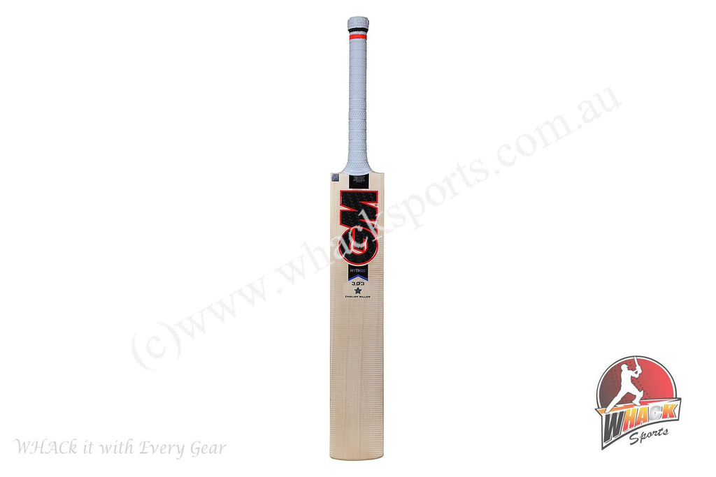 GM Mythos 303 English Willow Cricket Bat - SH