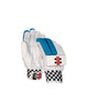Gray Nicolls 500 Blue Cricket Batting Gloves - Boys/Junior
