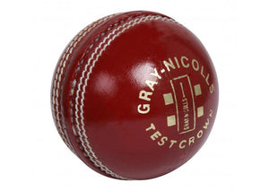 Gray Nicolls Test Crown 2 Pce 142gm Cricket Ball