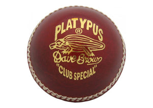 Gray Nicolls Platypus Club Special 2 Pce 156gm Red Ball
