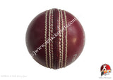 Gabba Aussie 2 pce 156g Red Cricket Ball