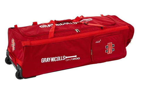 Gray Nicolls GN 1200 Wheelie Cricket Kit Bag