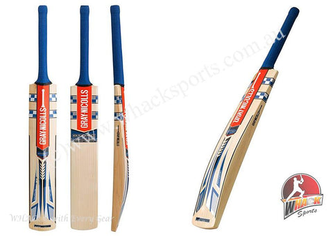 Gray Nicolls Atomic 1400 English Willow Cricket Bat - Harrow/Small Men