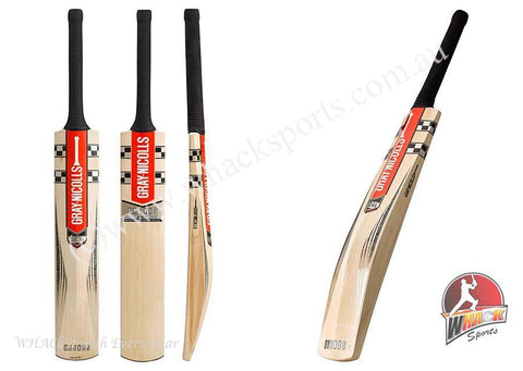 Gray Nicolls Kronus 800 English Willow Cricket Bat - Harrow/Small Men