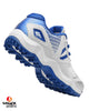 Jazba Cover Drive 100 - Rubber Cricket Shoes - Blue