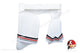 MRF Grand Edition Combo Thigh Pad - Youth