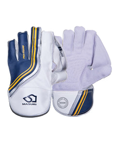 Masuri T Line Cricket Keeping Gloves - Youth