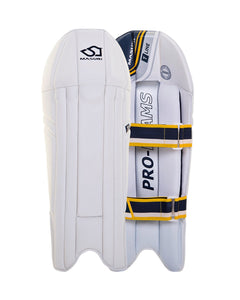 Masuri T Line Cricket Keeping Pads - Youth