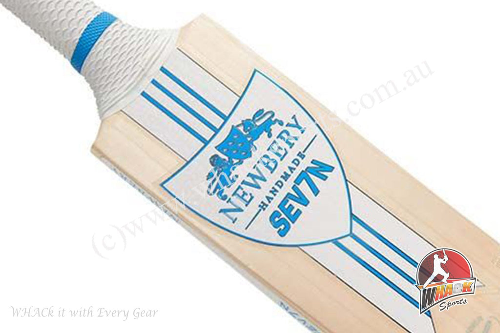 Newbery Sev7n Limited Edition English Willow Cricket Bat (Performance Range) - SH