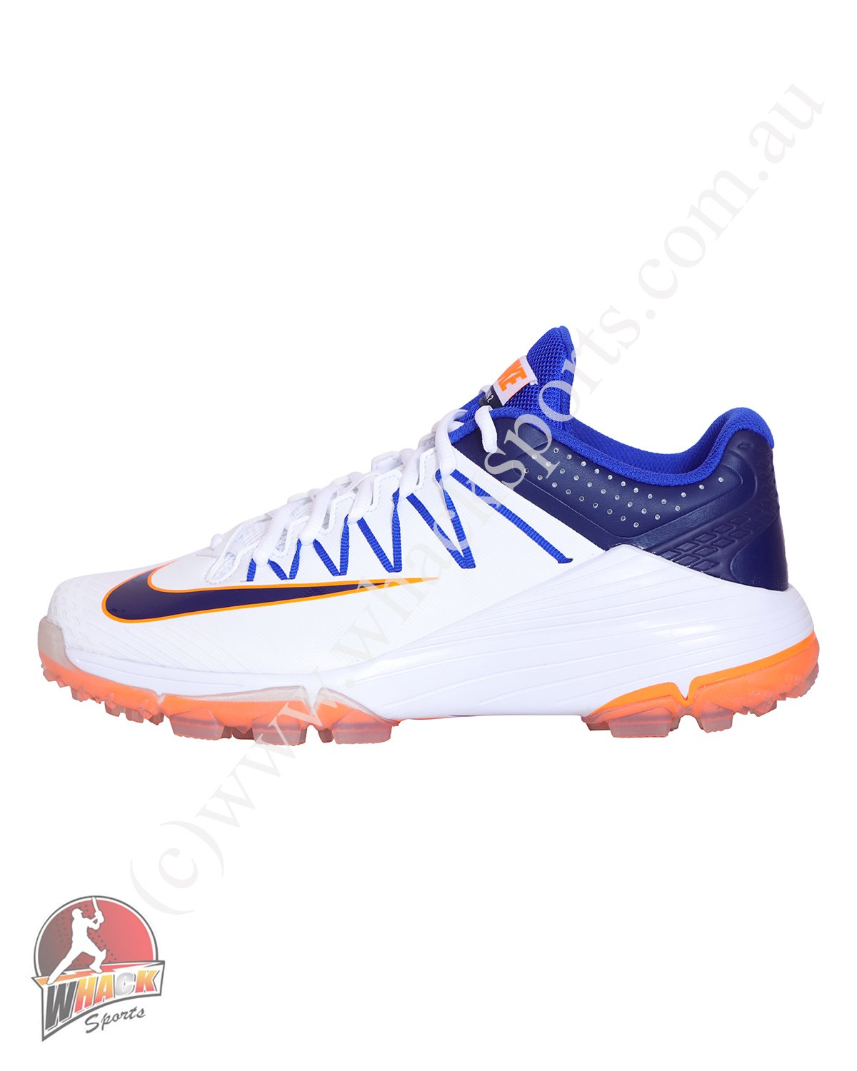 Nike Domain 2 Rubber Spikes Cricket