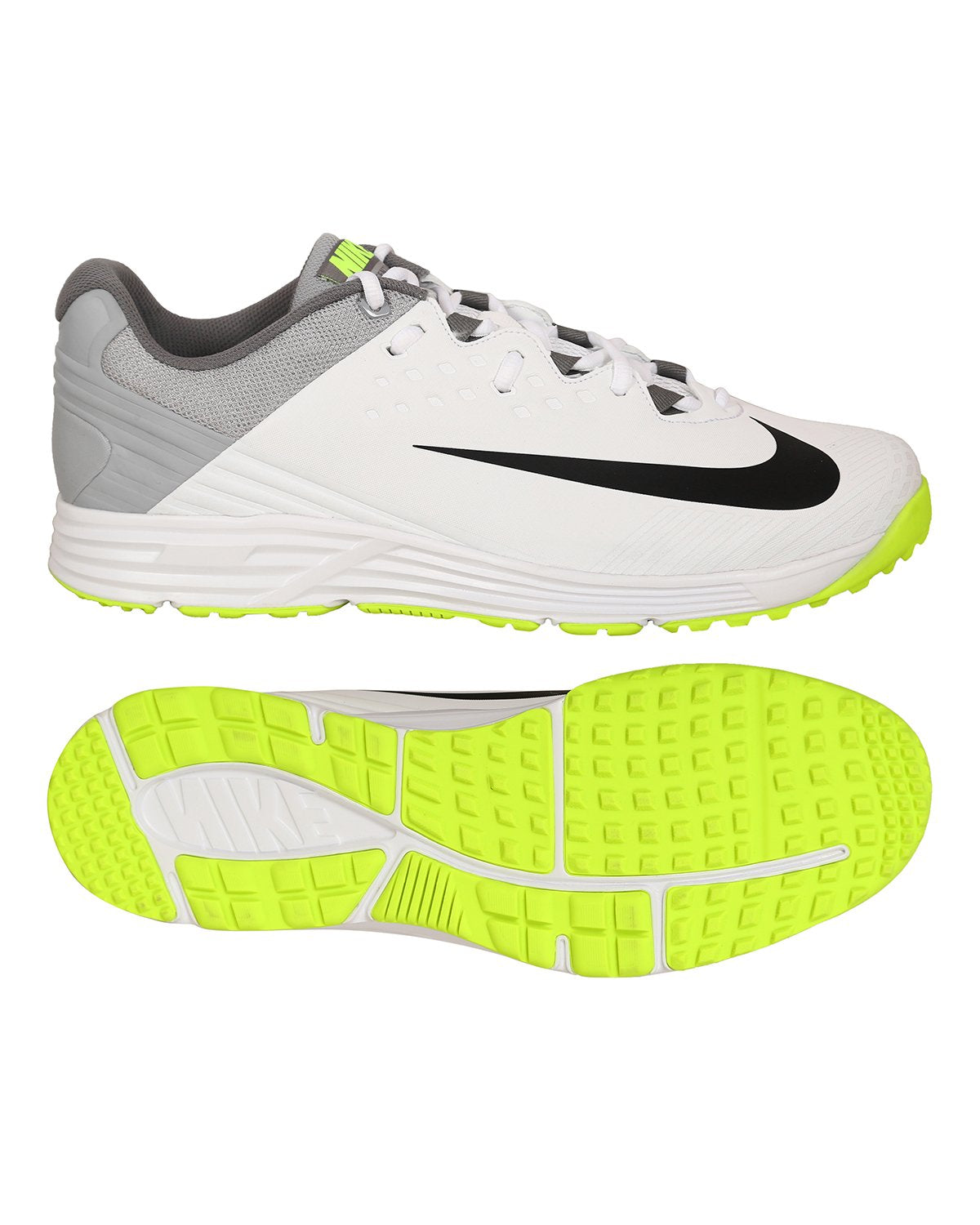 Nike Potential 3 Green - Rubber Cricket