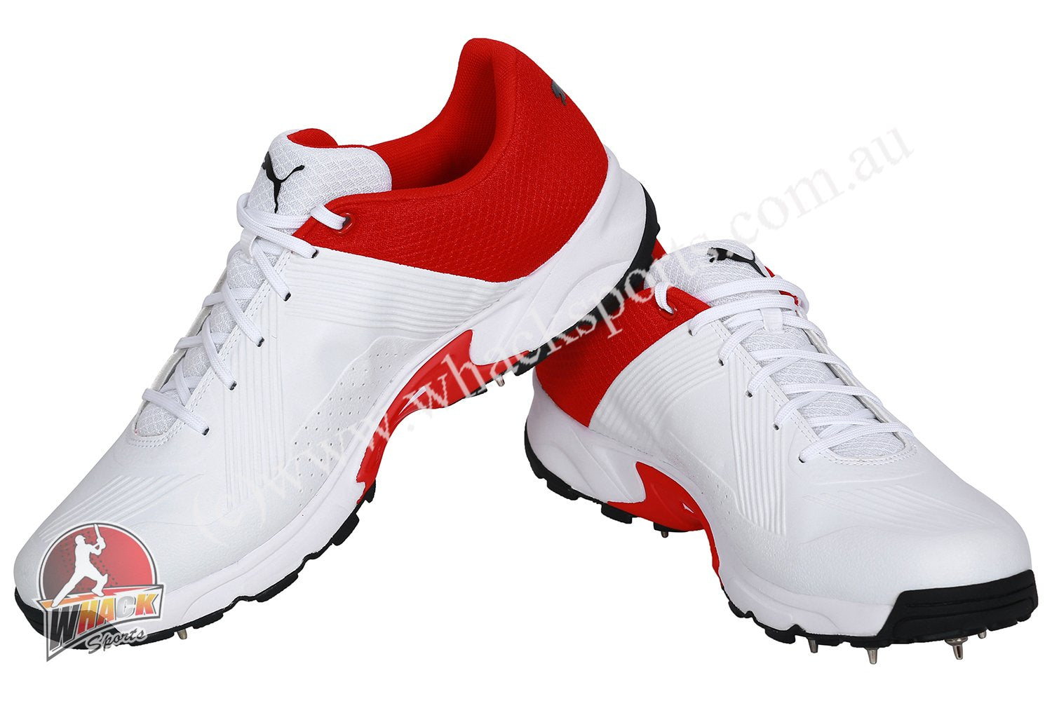 Puma One8 19.2 Cricket Shoes Steel Spikes