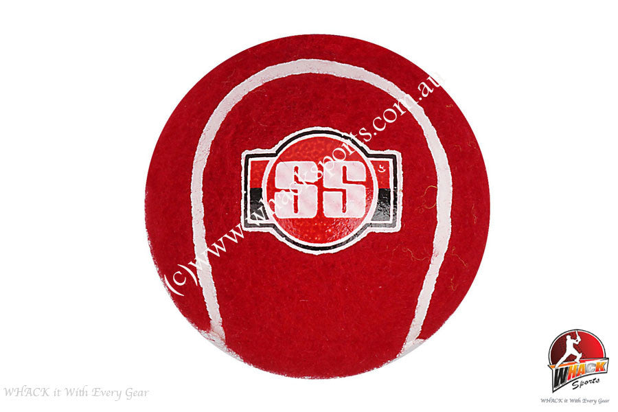 SS Hard Tennis Cricket Ball