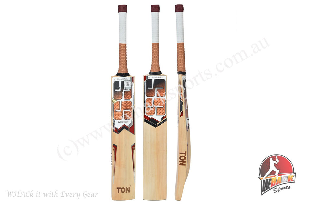 ff030d98d84 SS Master 2000 Grade 2 English Willow Cricket Bat - SH – WHACK Sports