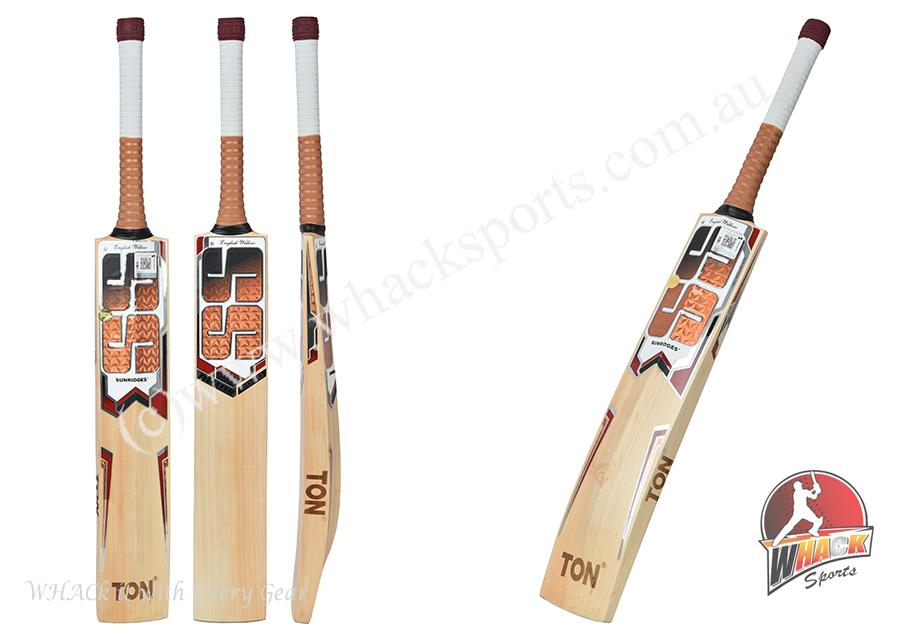 c0d8f7a2d9f SS Master 2000 Grade 2 English Willow Cricket Bat - SH – WHACK ...