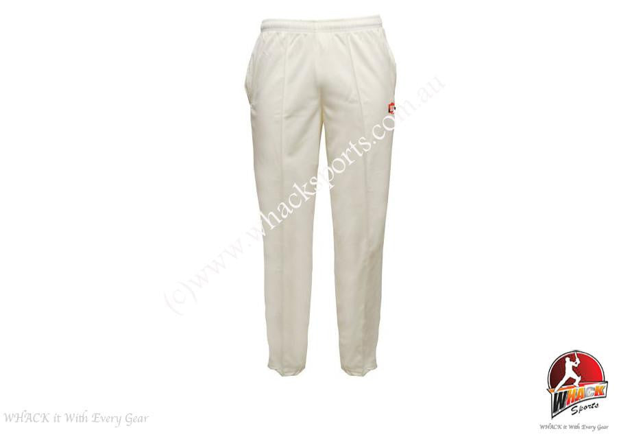 SS Professional Cream Cricket Trouser Senior