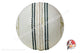 WHACK County Leather Cricket Ball - 2 Piece - 156gm - White