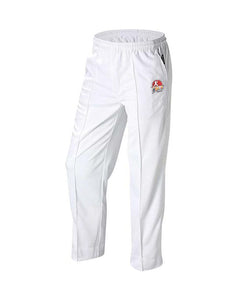 WHACK Elite Cricket Trousers - Junior- White