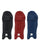 WHACK Millennium Cricket Batting Pads - Coloured - Adult