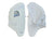 WHACK Pro Single Cricket Thigh Pad - Boys/Junior