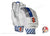 Gray Nicolls Atomic Power Cricket Batting Gloves - Boys/Junior