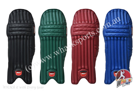 MRF Virat Kohli Grand Edition Player Grade Cricket Batting Pads - Coloured