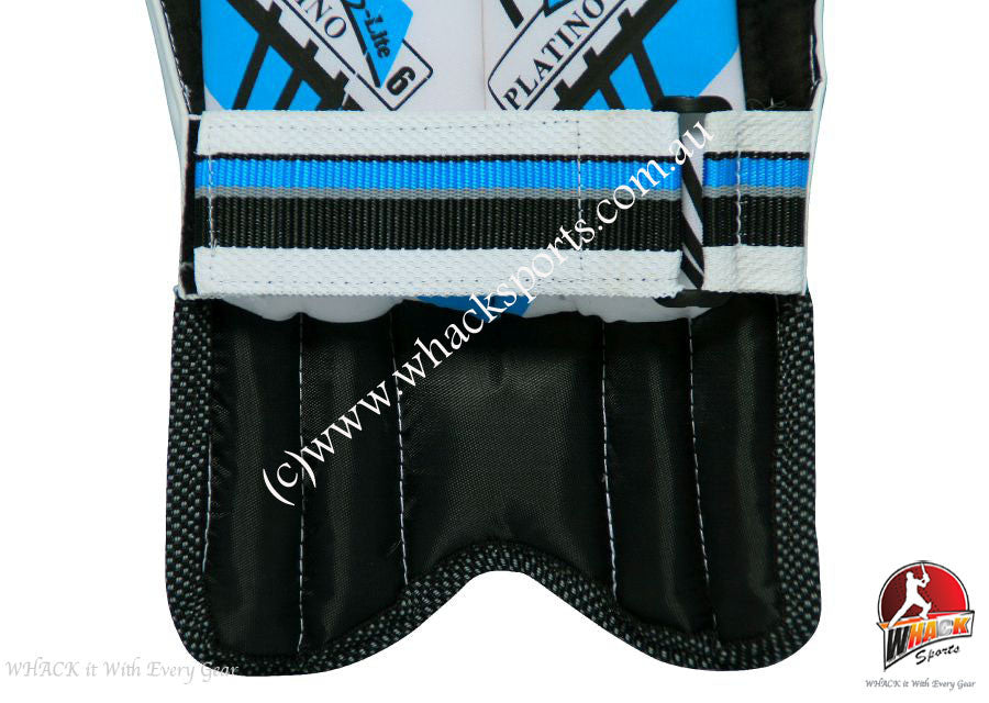SS Platino Cricket Keeping Pads