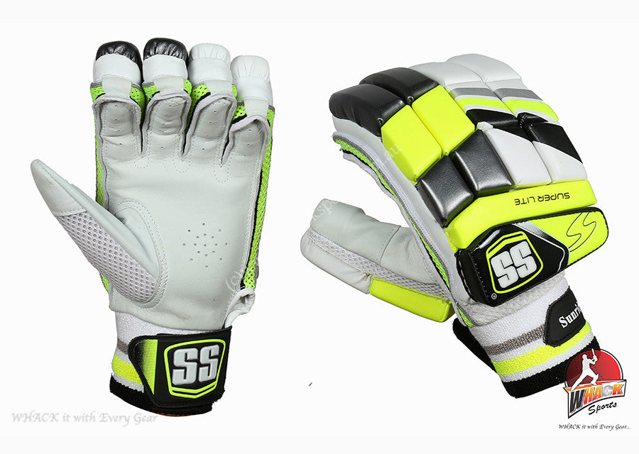 SS Superlite Junior cricket batting Gloves