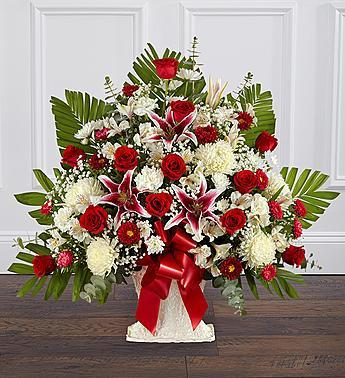 red-rose-and-lily-floor-basket_gofruitLarge
