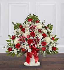 red-rose-and-lily-floor-basket_gofruitMedium