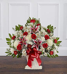 red-rose-and-lily-floor-basket_gofruitSmall