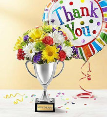 trophy-bouquet-to-say-thank-you_gofruitTrophy w/ Balloon