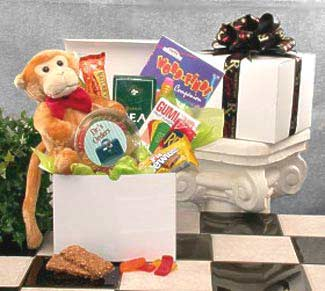 Hang-In-There-Get-Well-Care-PackageGift Basket - Gourmet Basket