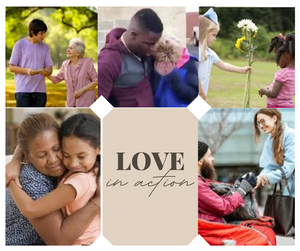 Love in Action Guided Program (starts Nov. 2nd)
