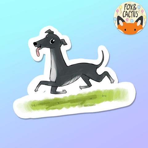 (Overstock) LIMITED Dog Friends Die Cut Jumbo Planner Stickers (ST0099)