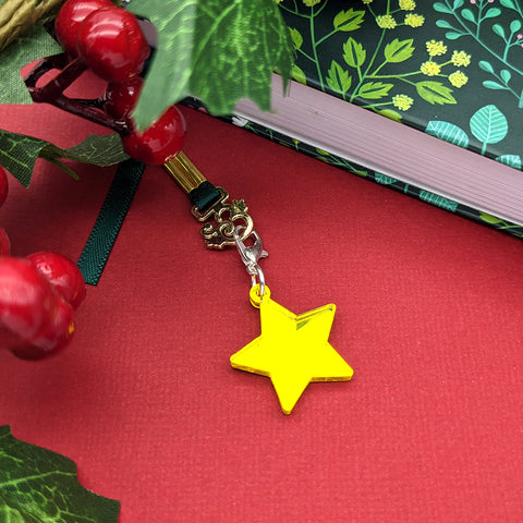 Star Charm (7 Colours Available) (AC0090)