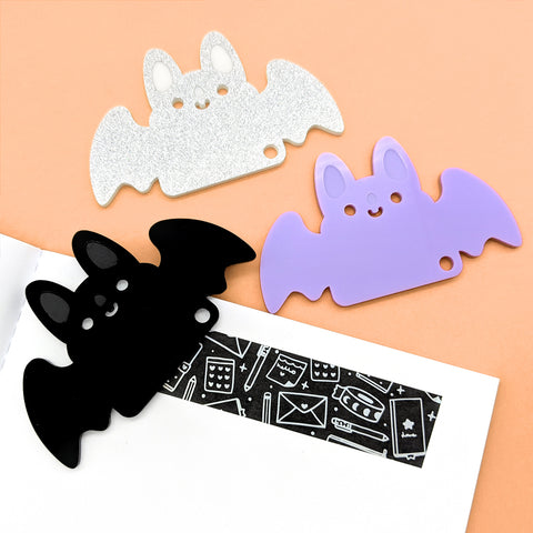 Acrylic Bat Washi Cutter (AC0042)