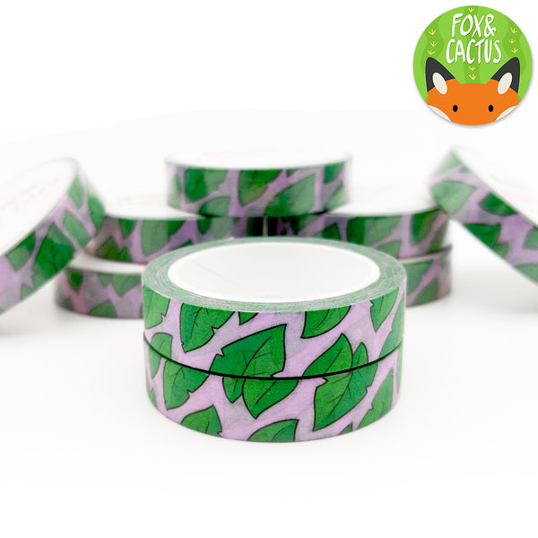 Leaves 10mm Washi Tape (W0078)